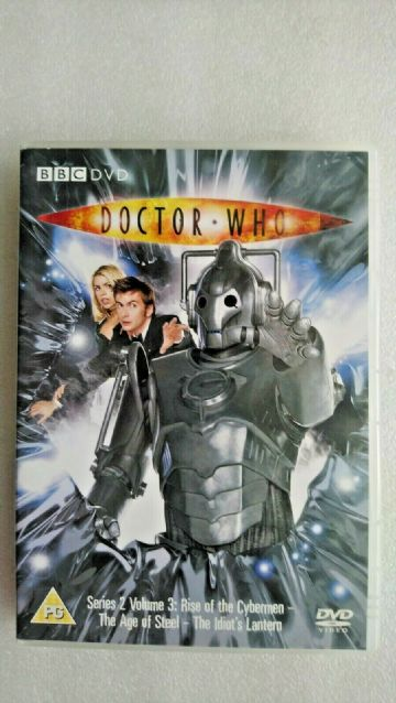 Doctor Who - Series 2 Vol.3 (DVD, 2006)